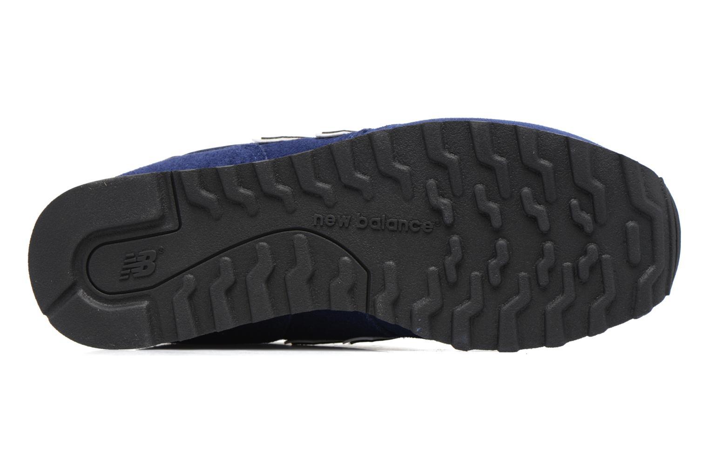Sneaker New Balance WL373 blau ansicht von oben