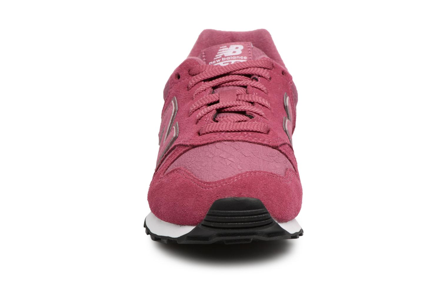 Trainers New Balance WL373 Pink model view