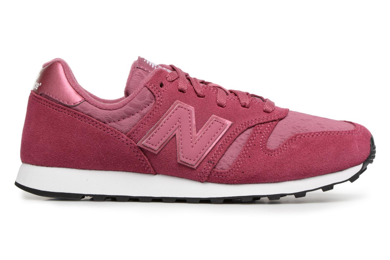 Sneaker New Balance WL373 rosa ansicht von hinten