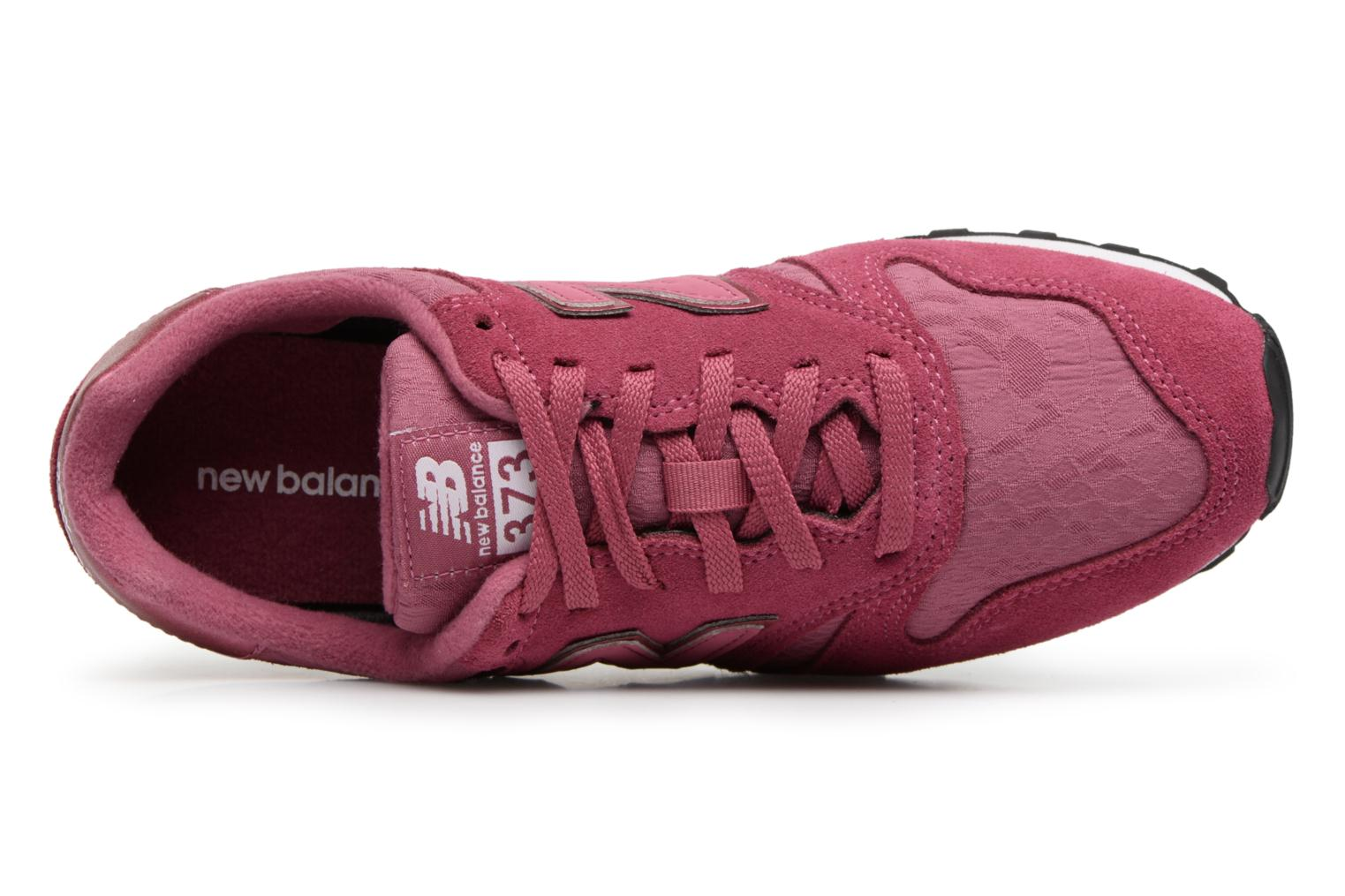 Trainers New Balance WL373 Pink view from the left