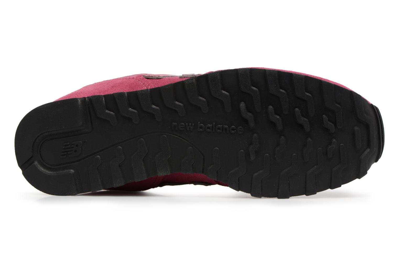 Sneaker New Balance WL373 rosa ansicht von oben