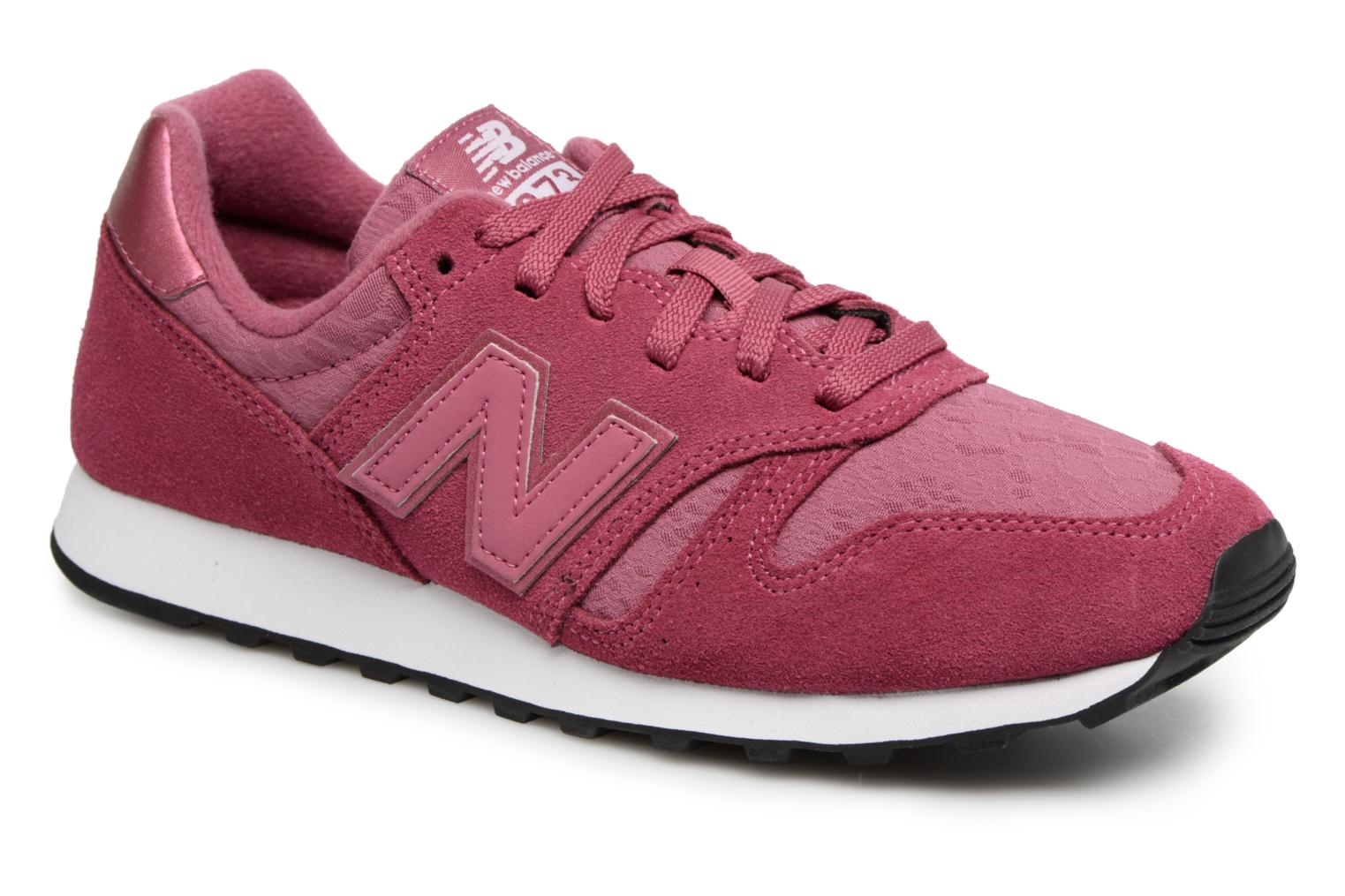 Trainers New Balance WL373 Pink detailed view/ Pair view