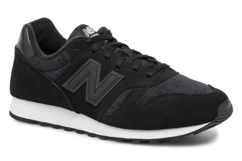 Sneakers New Balance WL373 Zwart detail