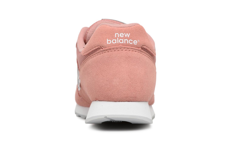 Sneakers New Balance WL373 Roze rechts