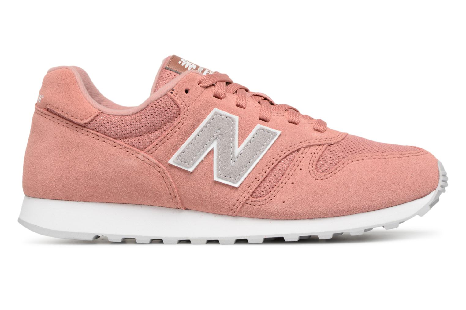 Sneakers New Balance WL373 Roze achterkant