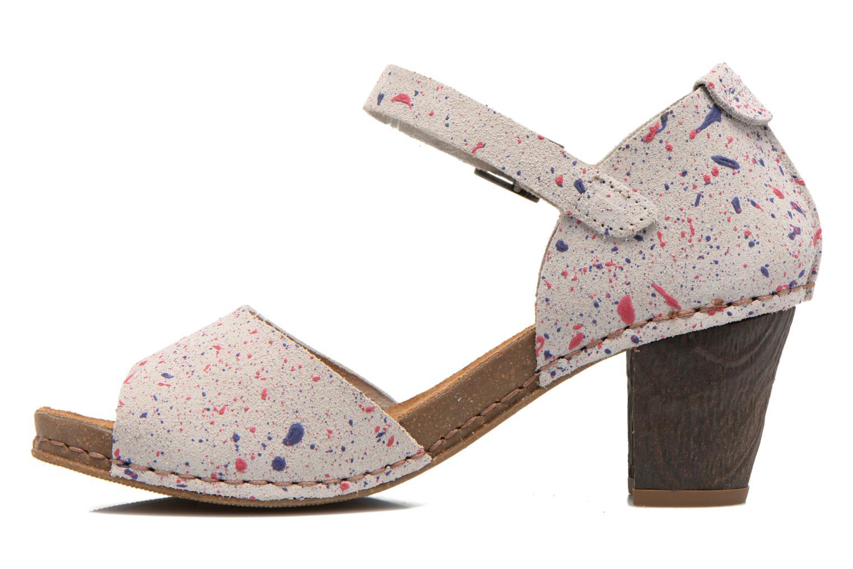 Sandales et nu-pieds Art I Meet 145 Multicolore vue face
