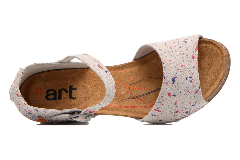 Sandales et nu-pieds Art I Meet 145 Multicolore vue gauche