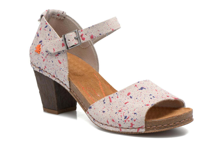 Sandales et nu-pieds Art I Meet 145 Multicolore vue détail/paire