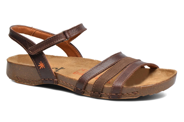 Sandales et nu-pieds Art I Breathe 998 Marron vue détail/paire