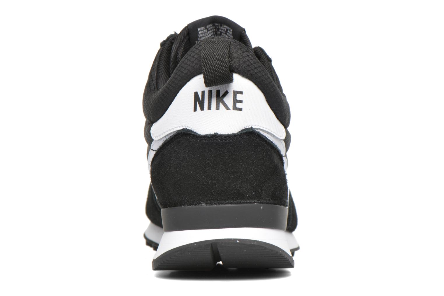 Nike Internationalist Mid Black/White-White-Wolf Grey