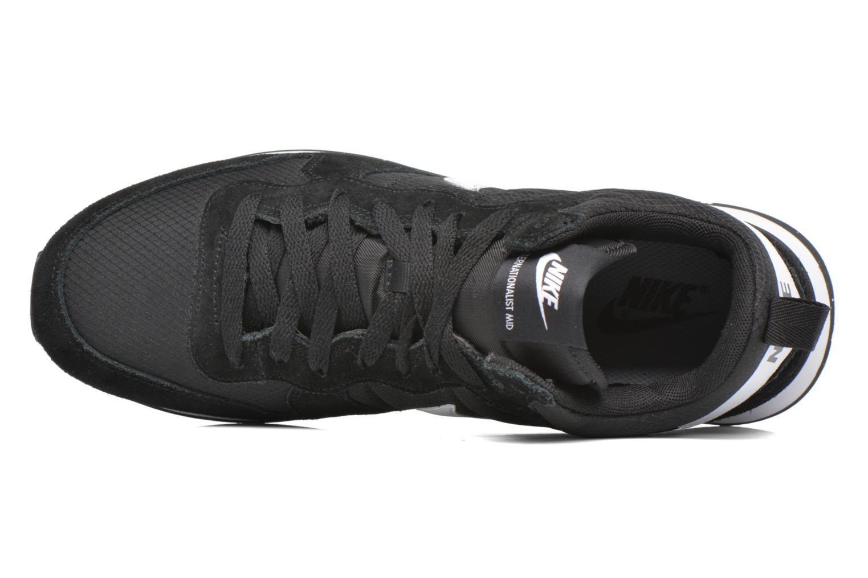 Nike Internationalist Mid Black/White-White-Wolf Grey