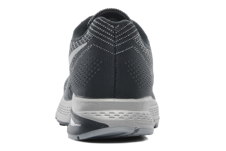 Sportschuhe Nike W Nike Zoom Structure 18 Flash schwarz ansicht von rechts
