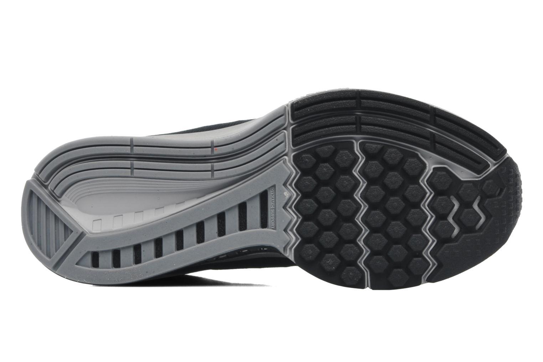 Sportschuhe Nike W Nike Zoom Structure 18 Flash schwarz ansicht von oben