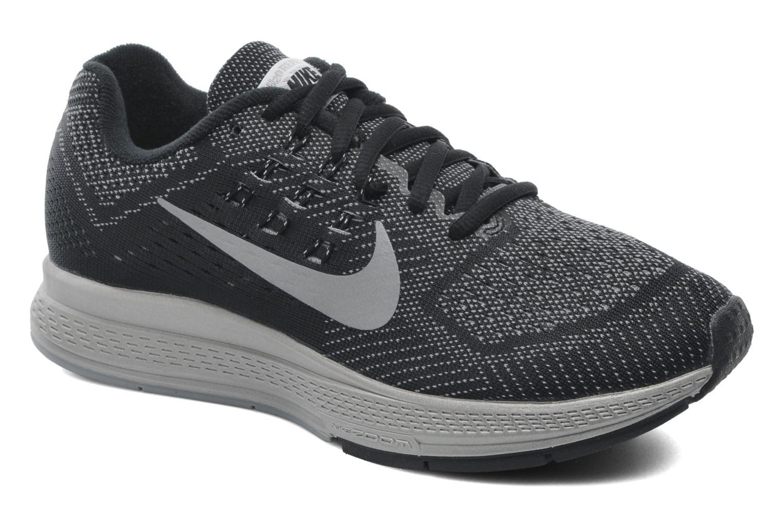 Sportschuhe Nike W Nike Zoom Structure 18 Flash schwarz detaillierte ansicht/modell
