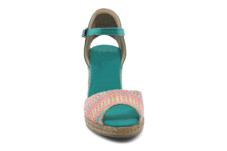 Sandalen Castaner Ava8 mehrfarbig schuhe getragen