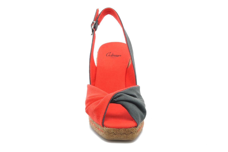 Sandales et nu-pieds Castaner Casper8 Multicolore vue portées chaussures