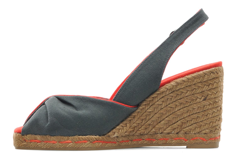Sandales et nu-pieds Castaner Casper8 Multicolore vue face