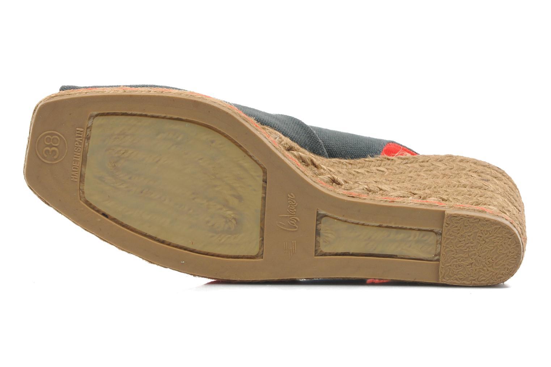 Sandales et nu-pieds Castaner Casper8 Multicolore vue haut