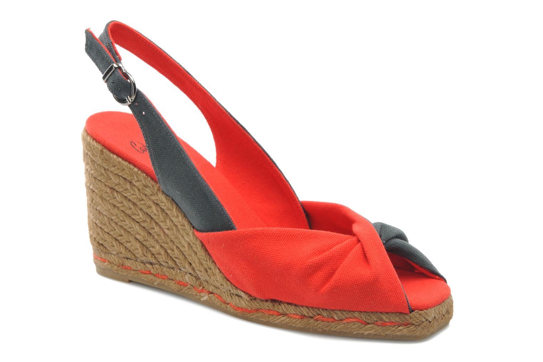 Sandales et nu-pieds Castaner Casper8 Multicolore vue détail/paire