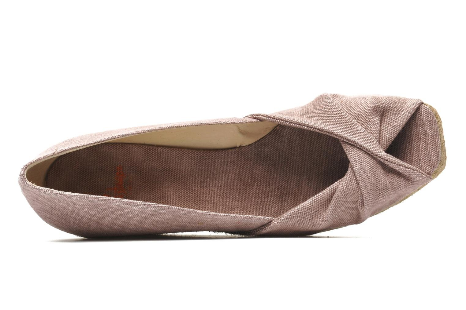 Tulsa8 washed canvas dusty pink