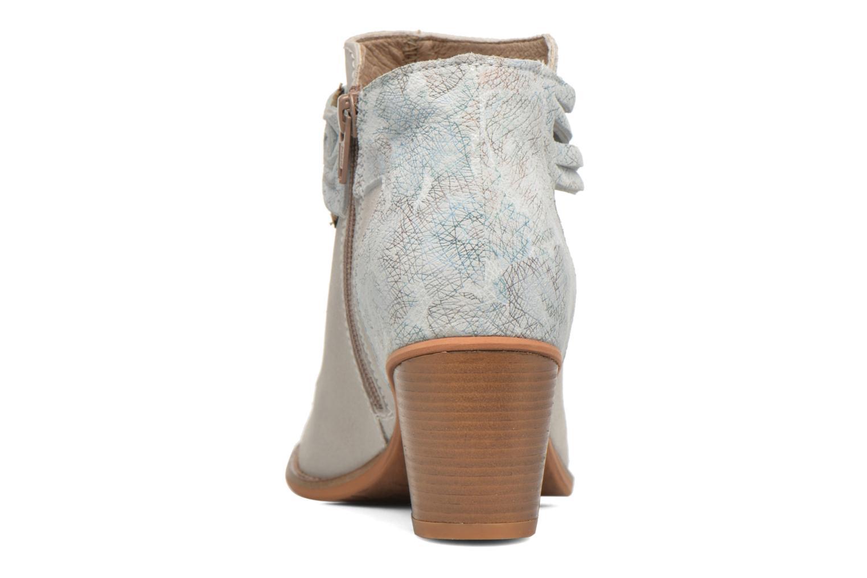 Boots en enkellaarsjes Dkode Barak Wit rechts