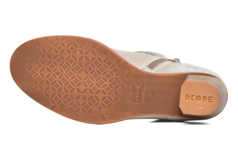 Boots en enkellaarsjes Dkode Barak Wit boven