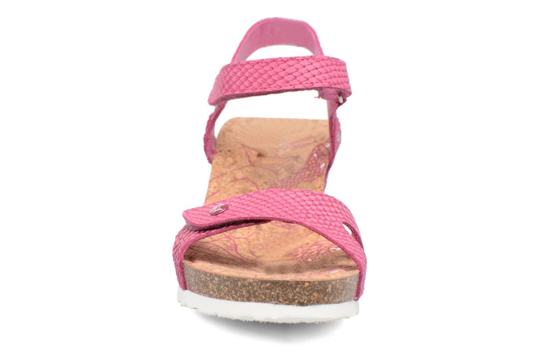 Sandales et nu-pieds Panama Jack Julia Rose vue portées chaussures