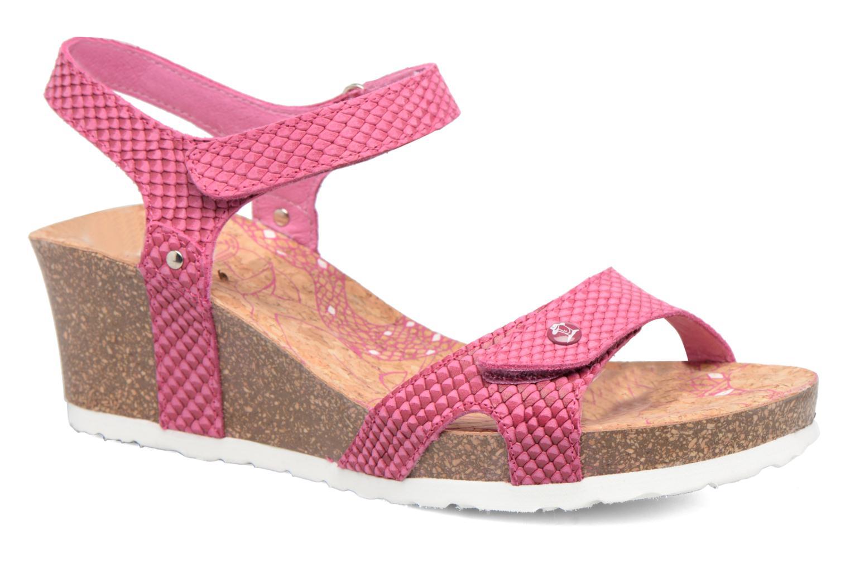Sandalen Panama Jack Julia rosa detaillierte ansicht/modell