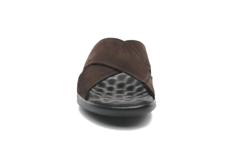 Sandaler Panama Jack Magic Brun se skoene på