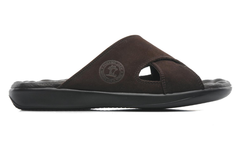 Sandalen Panama Jack Magic braun ansicht von hinten