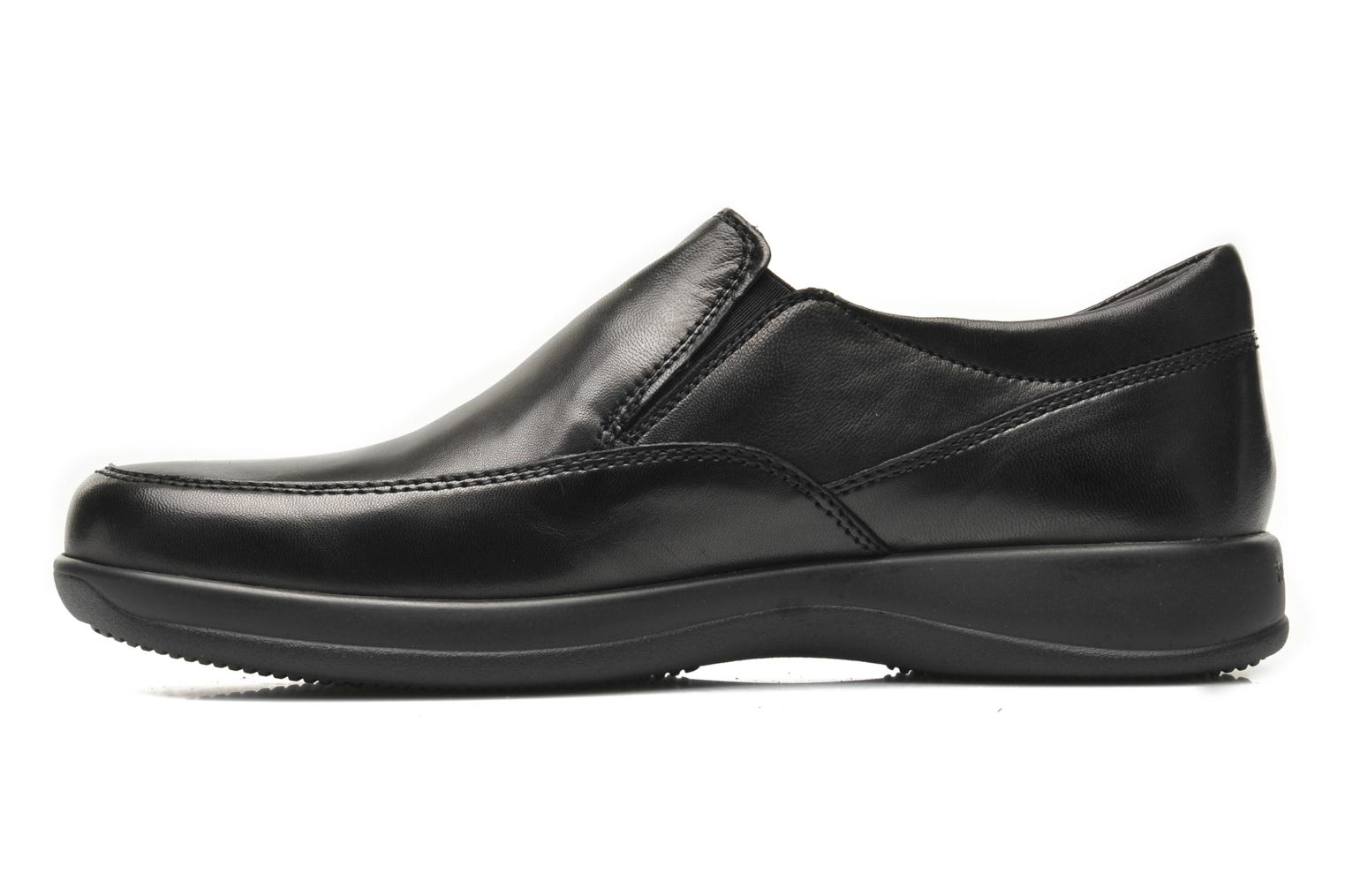 Loafers Stonefly Season III 1 Black front view