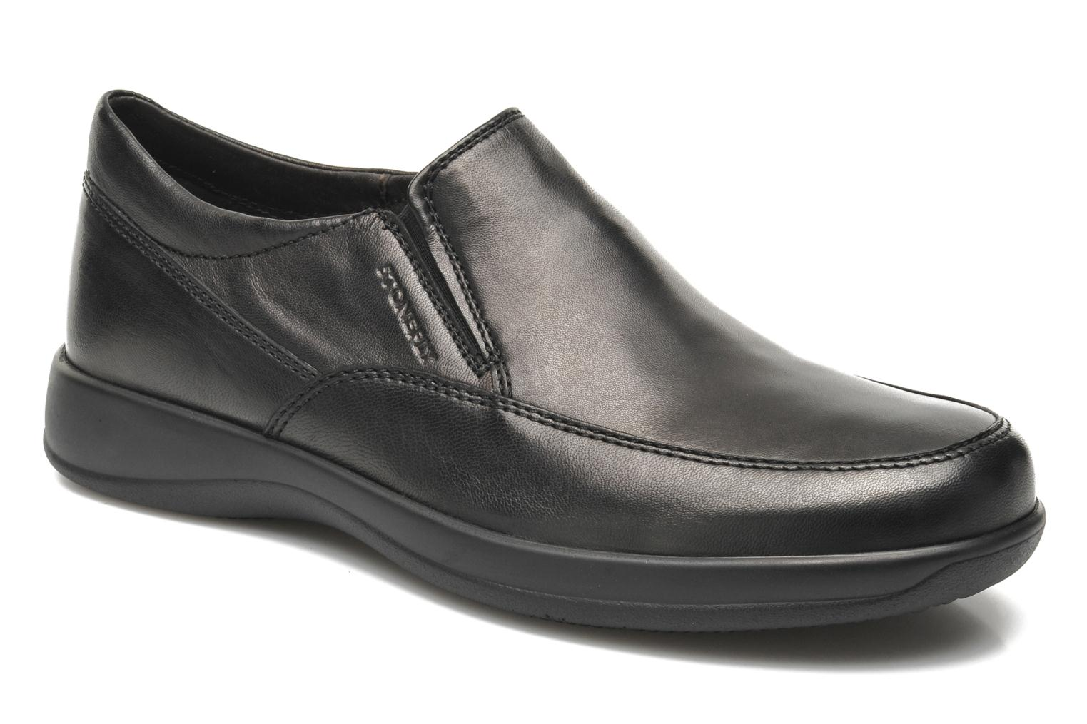 Loafers Stonefly Season III 1 Black detailed view/ Pair view