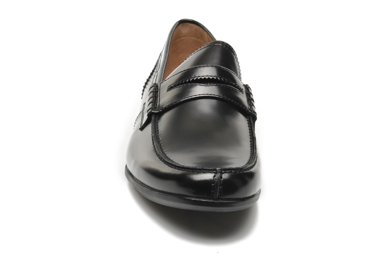 Mocassins Stonefly Summer II 2 Noir vue portées chaussures