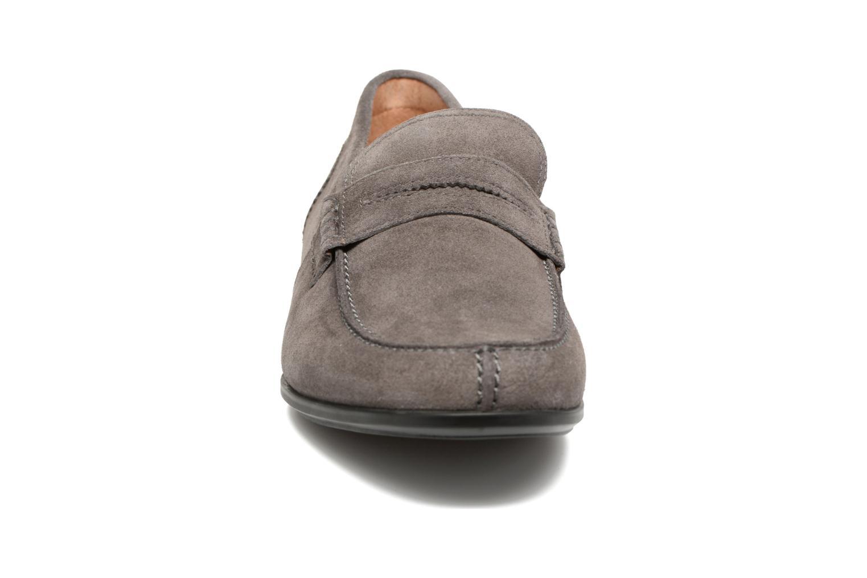 Loafers Stonefly Summer II 2 Grå bild av skorna på