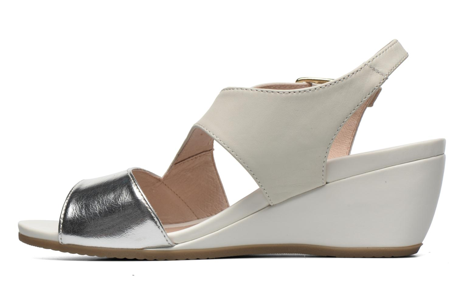 Sandals Stonefly Sweet II 21 White front view