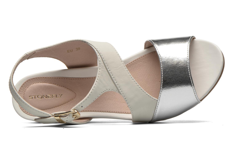 Sandales et nu-pieds Stonefly Sweet II 21 Blanc vue gauche
