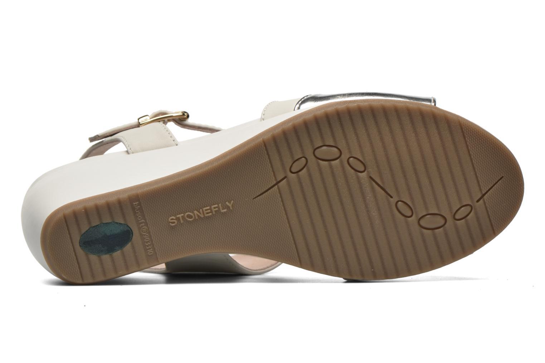 Sandales et nu-pieds Stonefly Sweet II 21 Blanc vue haut