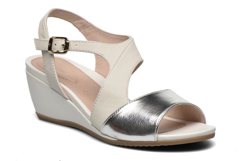 Sandaler Stonefly Sweet II 21 Hvid detaljeret billede af skoene