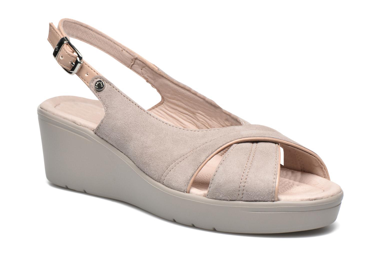 Sandales et nu-pieds Stonefly Tess 3 Beige vue détail/paire