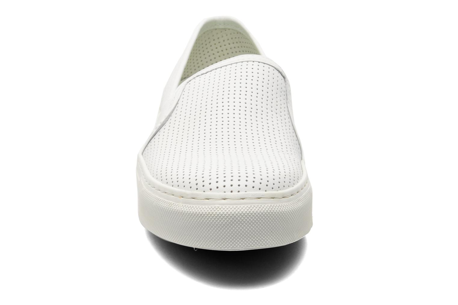 Trainers Bronx Cargo White model view