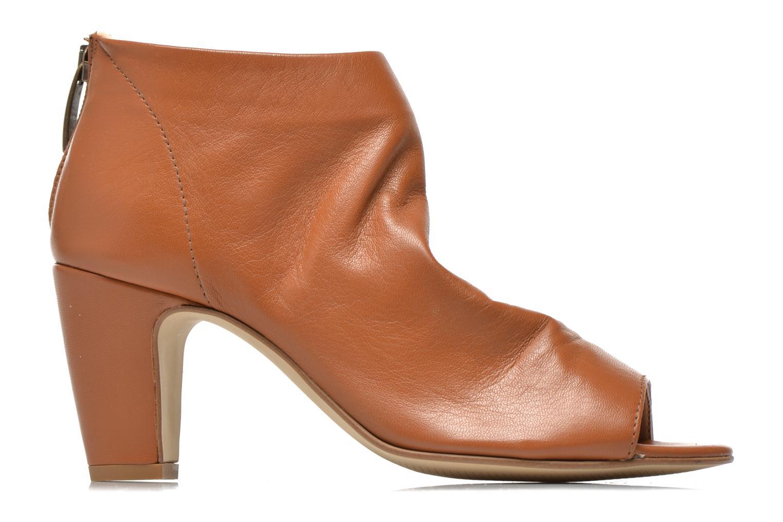Boots en enkellaarsjes Georgia Rose Gicel Bruin achterkant