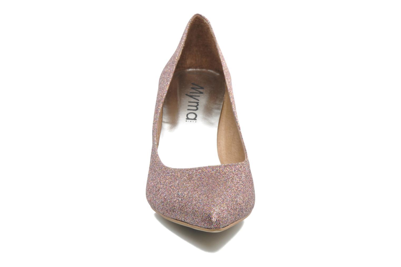 Escarpins Myma Causette Multicolore vue portées chaussures