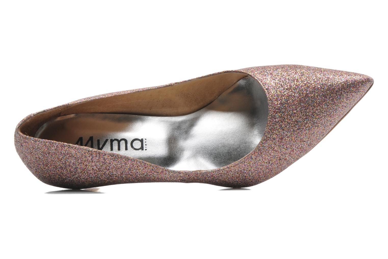 Zapatos de tacón Myma Causette Multicolor vista lateral izquierda