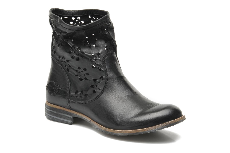 Grandes descuentos últimos zapatos Bunker Eva (Negro) - Botines  Descuento
