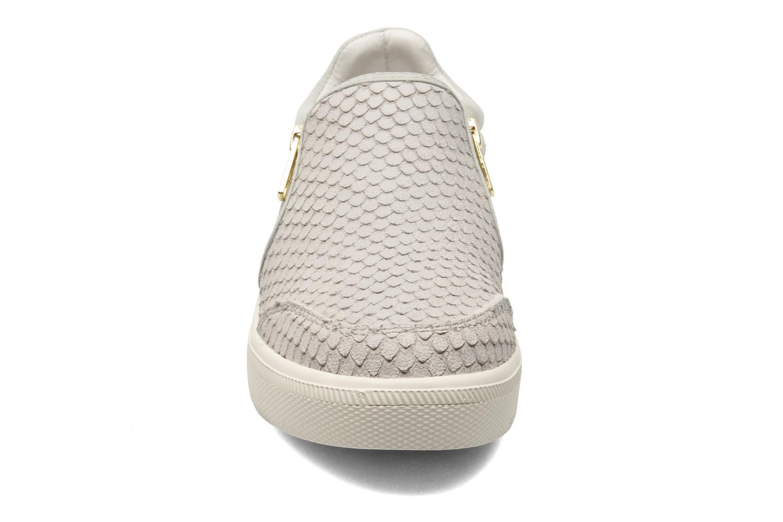 Baskets Ash Intense Gris vue portées chaussures