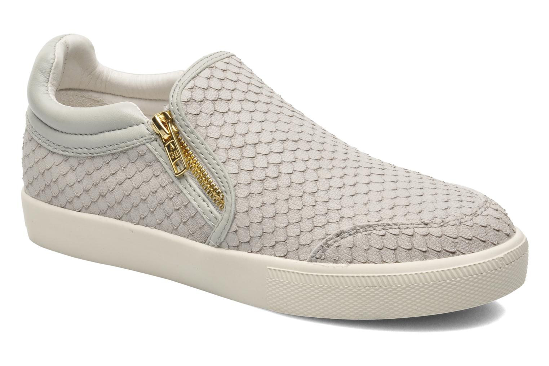 Sneakers Ash Intense Grijs detail