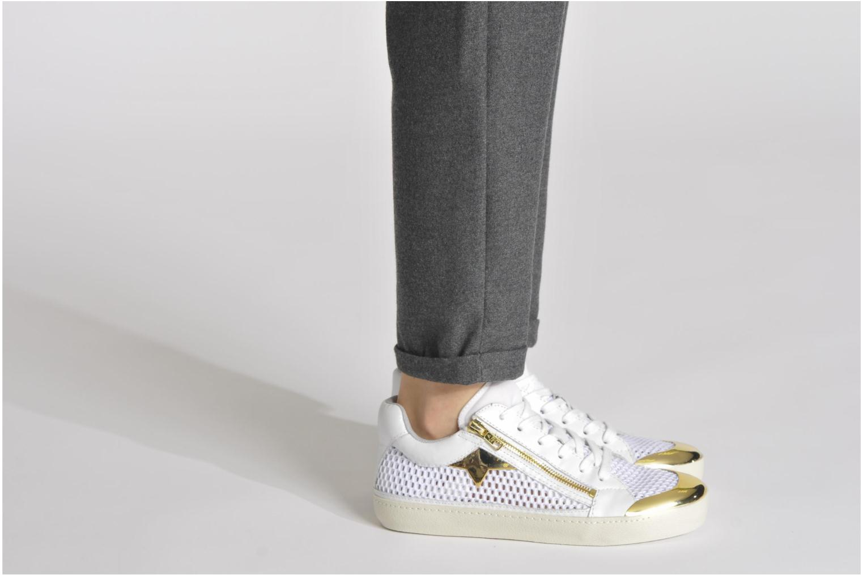 Sneakers Ash Shy Wit onder