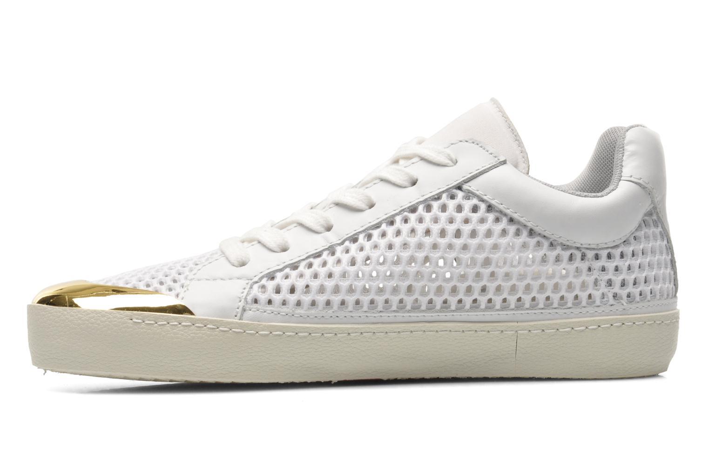 Sneakers Ash Shy Wit voorkant