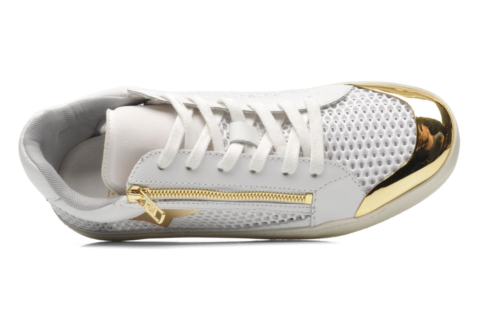 Sneakers Ash Shy Wit links