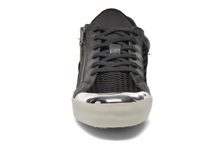 Baskets Ash Shy Noir vue portées chaussures